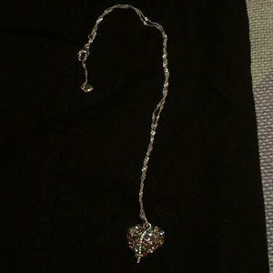 Brighton multi embellished necklace